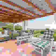 Mediterranean style balcony, porch & terrace by Pedro Queiroga | Fotógrafo Mediterranean
