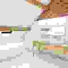 Woonboerderij Weert Industriële badkamers van De Nieuwe Context Industrieel