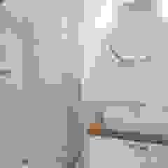 Klasyka na nowo Śródziemnomorska łazienka od Perfect Space Śródziemnomorski