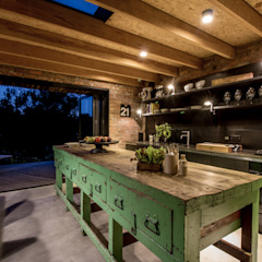 Miner's Cottage II by design storey Rustic