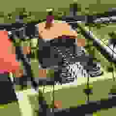 Capela Hotel Tree Bies Hotéis clássicos por P2 Arquitetos Associados Clássico