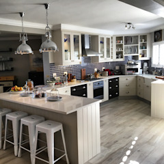 De Kelders Western Cape South Africa Modern kitchen by CS DESIGN Modern