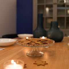 Pogotowie Projektowe Aleksandra Michalak Eclectic style dining room