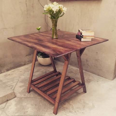 Departamento Seis Dining roomTables Wood Wood effect