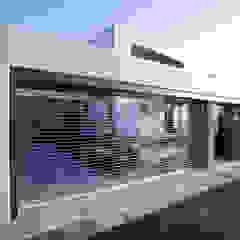 Franka Modern Houses White