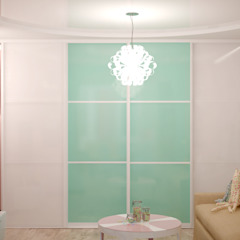 Modern Kid's Room by Студия интерьерного дизайна happy.design Modern