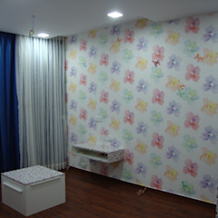 Cozy Residence Takeaway Interiors Minimalist living room