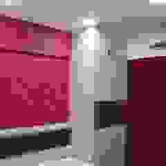 Cozy Residence Takeaway Interiors Minimalist bedroom