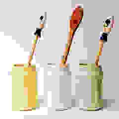 Bizcocho HouseholdAccessories & decoration Pottery Green