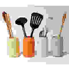Bizcocho HouseholdAccessories & decoration Pottery Orange