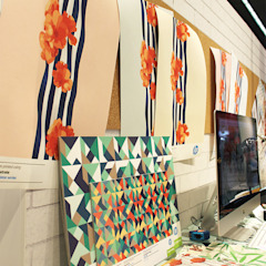 Stand Feria Heimtextil 2015 Salones de eventos de estilo mediterráneo de Agustina Barcelona Mediterráneo