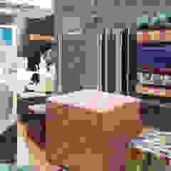 Stand Feria Mosbuild Salones de eventos de estilo mediterráneo de Agustina Barcelona Mediterráneo