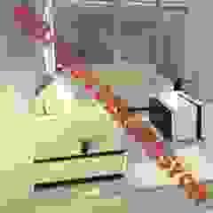 modern  by anlı yapı dekorasyon, Modern Leather Grey