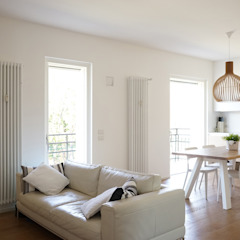 Andrea Gaio Design Modern living room