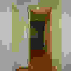 Andrea Gaio Design Modern corridor, hallway & stairs
