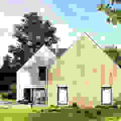 Majchrzak Pracownia Projektowa Casas modernas