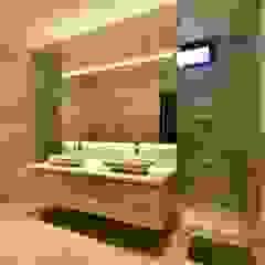 Modern bathroom by Sen's Photographyたてもの写真工房すえひろ Modern