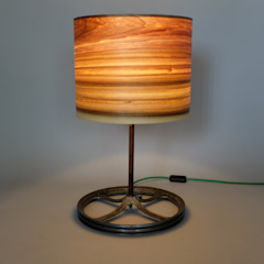 LuxUnica - Upcycling-Kunst Living roomLighting
