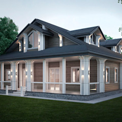 根據 Way-Project Architecture & Design 古典風