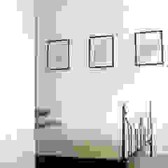 Scandinavian style bedroom by dekoratorka.pl Scandinavian