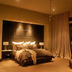Structural & Interior Architecture Projects Eclectic style bedroom by CKW Lifestyle Associates PTY Ltd Eclectic