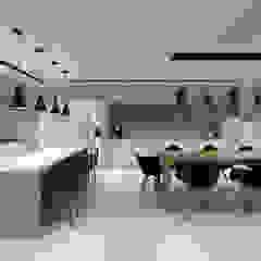 Jeffer Henrich Kitchen Marble White