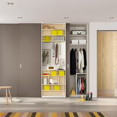 ООО «Раумплюс» Corridor, hallway & stairsClothes hooks & stands
