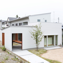 Modern houses by TKD-ARCHITECT Modern