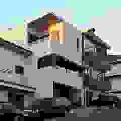 Casas estilo moderno: ideas, arquitectura e imágenes de architektengroep roderveld Moderno