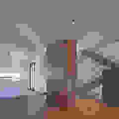 Livings de estilo moderno de architektengroep roderveld Moderno