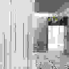 SCANDINAVIAN CLINIC   Klinika stomatologiczna od ARTDESIGN architektura wnętrz Skandynawski