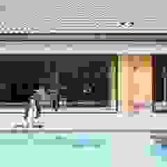 Project K Moderne zwembaden van JUMA architects Modern