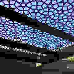 FERFORJE LAZER KESİM UYGULAMALARIMIZ Modern Evler NATUREL METAL FERFORJE Modern Demir/Çelik