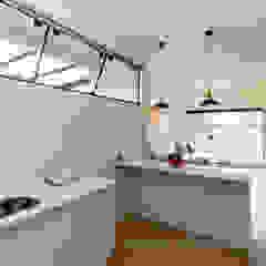 Alkaa Arquitetos Associados Cuisine scandinave Blanc