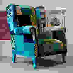 Juicy Colors 客廳沙發與扶手椅 Multicolored