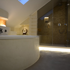 Feng Shui Moderne Badezimmer von Ulrich holz -Baddesign Modern