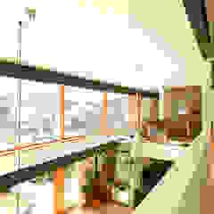 すわ製作所 Eclectic style windows & doors