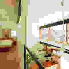 すわ製作所 Eclectic style bedroom