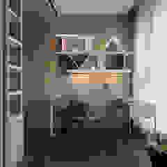 Asian style nursery/kids room by DYD INTERIOR大漾帝國際室內裝修有限公司 Asian