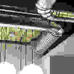 industri  oleh Iglesias-Hamelin Arquitectos c.b., Industrial