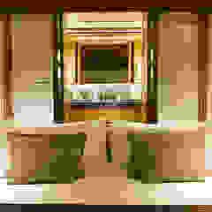 Amandira Yacht Asian style yachts & jets by Deirdre Renniers Interior Design Asian