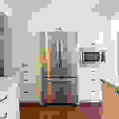 Shaker Style Kitchen Renovation - Hidden Trail Modern kitchen by STUDIO Z Modern