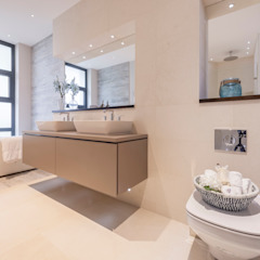 WESTMINSTER RD, BRANKSOME. DORSET - BATHROOM by Jigsaw Interior Architecture