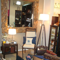 Vidrieras temáticas, diseño locales comerciales Oficinas y comercios de estilo moderno de Sml Design Moderno