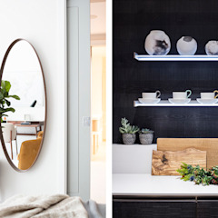 Modern New Home in Hampstead Black and Milk   Interior Design   London ArtworkOther artistic objects