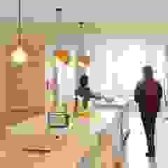 New Edinburgh Renovations by Jane Thompson Architect Scandinavian Wood Wood effect