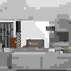 Camille BASSE, Architecte d'intérieur Modern Living Room