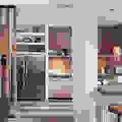 Bloot Architecture Cocinas de estilo moderno Piedra