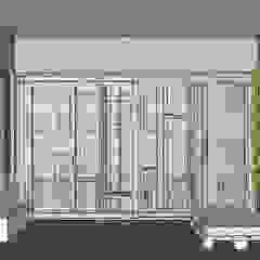 Apartment in Amsterdam Zuid! Scandinavische balkons, veranda's en terrassen van MEL design_ Scandinavisch