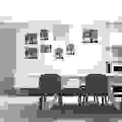 R&I Eclectische eetkamers van MEL design_ Eclectisch